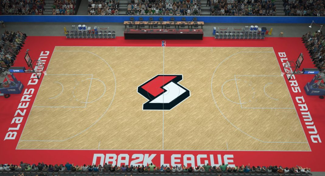 All NBA 2K League Courts Revealed (Photo Gallery) | NBA 2KW | NBA