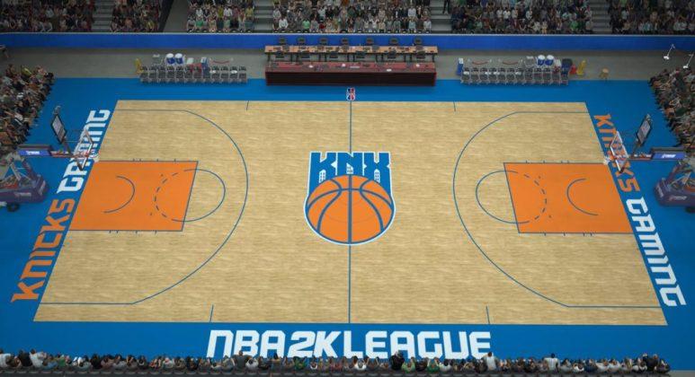 All NBA 2K League Courts Revealed (Photo Gallery) | NBA 2KW | NBA 2K19 News | NBA 2K18 Tips ...