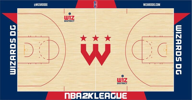 All Nba 2k League Courts Revealed Photo Gallery Nba 2kw Nba