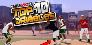 dribble-moves | NBA 2KW | NBA 2K20 News | NBA 2K20 Tips