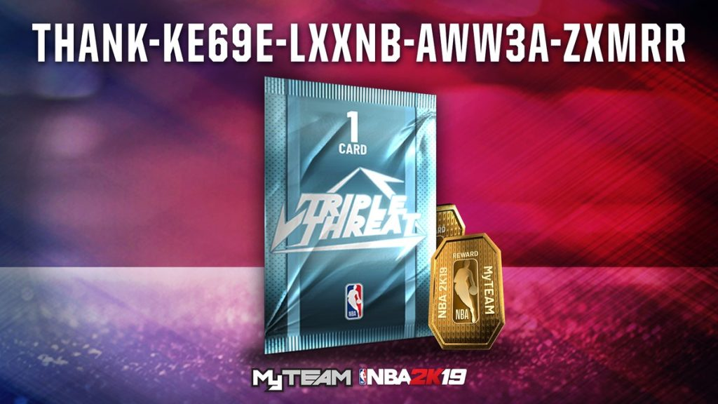 nba locker codes myteam