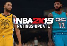5339a3e309a NBA 2K19 Ratings Update  Paul George Improves to 94 OVR (+2)   More