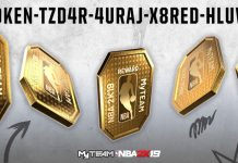 Locker Codes Galore for Xbox One, Xbox 360, PS4 & PS3   NBA