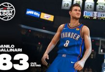 Marcos Louzada Silva | NBA 2KW | NBA 2K20 News | NBA 2K20