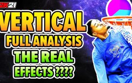 NBA 2K21 Analysis: Testing How Height & 3 PT Rating Affect Shot Speed (Video)