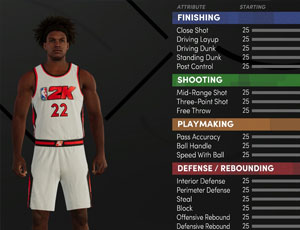 Check out the #1 NBA 2K20 MyPLAYER Builder!